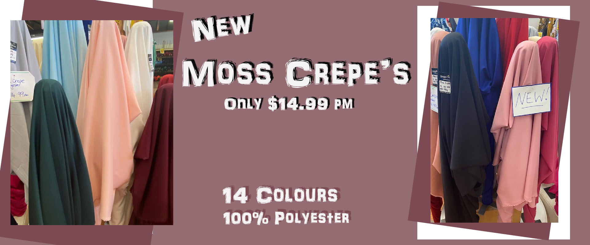 Moss Crepes